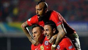 La Chile de Reinaldo Rueda se muestra como una de las favoritas del torneo