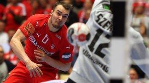El danés Casper Mortensen llegará con la rodilla izquierda dañada