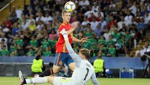 Dani Olmo tiene ofertas de varios equipos europeos