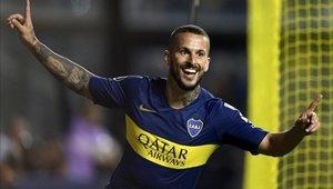 Darío Benedetto comandará el ataque de Boca Juniors