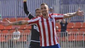 Darío Poveda sufre una rotura del ligamento cruzado anterior de la rodilla
