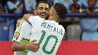 Fantástico gol del argelino