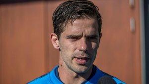 Gago vuelve al fútbol con Vélez Sarsfield