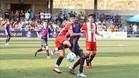 El Girona pudo con el Barça