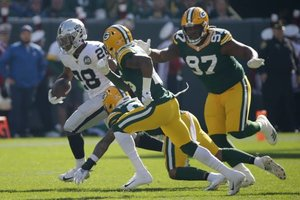 Green Bay tiene marca de 6-1 en la NFL