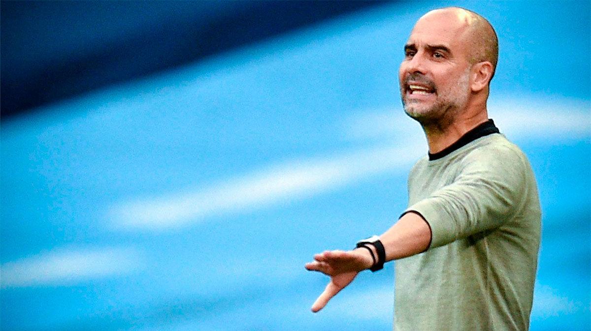 Guardiola: Gabriel Jesús ha sido el hombre de la eliminatoria