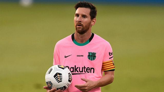 Guardiola: ¿Messi? Yo no puedo hablar de las intenciones de otros