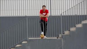 Isaac Cuenca vuelve a casa para dirimir qué hará y dónde en la próxima temporada