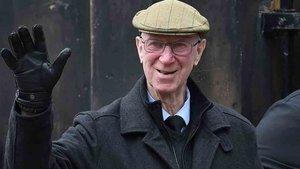 Jack Charlton, la jirafa, ha muerto a los 85 años