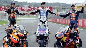 Jorge logró en 2012 su segundo título de MotoGP. En total ha conquistado cinco títulos