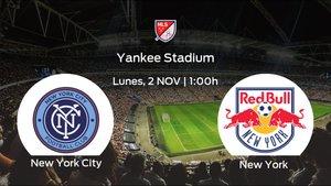 Jornada 23 de la Major League Soccer: previa del encuentro New York City - New York RB