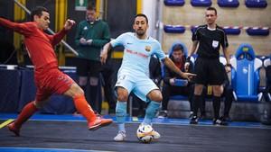 Joselito volvió a erigirse en el gran héroe del Barça Lassa