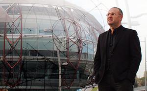 Josep Miàs, arquitecto del despacho POPULOUS + Mias Arquitectes + RCR Arquitectes