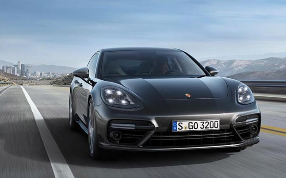 VEHICULOS PARA VIAJAR: Porsche Panamera 2