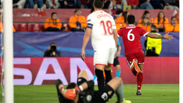 LACHAMPIONS | Sevilla - Bayern (1-2)