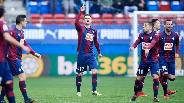 LALIGA | Eibar - Sevilla (5-1)