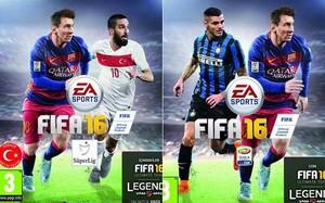 Las ediciones de Turquía e Italia del FIFA 16
