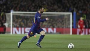 Leo Messi estará en la lista de convocados ante el Leganés
