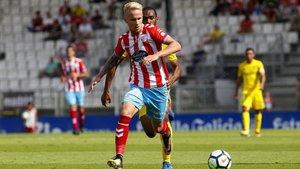 El Lugo acumula cuatro empates consecutivos