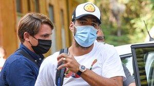 Luis Suárez está a punto de hacer las maletas con destino Madrid