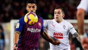 Luis Suárez representa la ambición por el gol