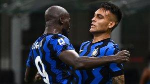 Lukaku y Lautaro son una garantía para el Inter