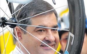Manuel Saiz, asesor del equipo Baqué-Campos
