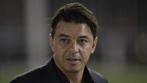 Marcelo Gallardo es del gusto de Xavi Hernández