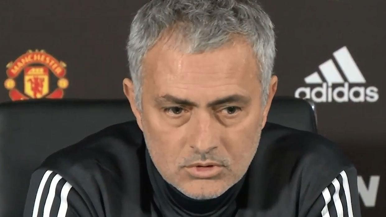 Mourinho sobre la pelea tras el derbi de Manchester