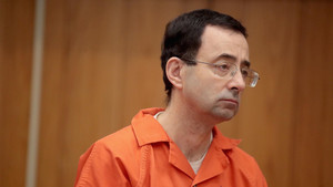Nassar fue condenado a un mínimo de 40 años