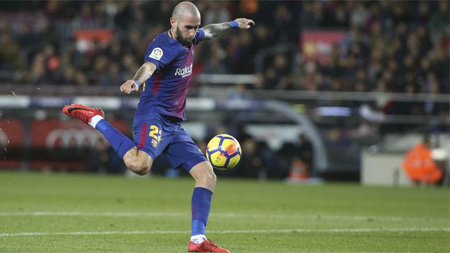 NOTICIA SPORT: Aleix Vidal saldrá del Barça en los próximos días