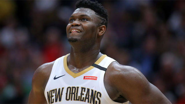 Oklahoma se impone a New Orleans pese a un Zion Williamson espectacular