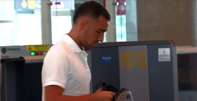 Paco Alcácer ya está en Barcelona