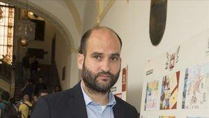 Pere Guardiola es uno de los dirigentes del Girona