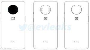 El posible diseño del OnePlus 7T