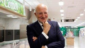 El presidente de Mercadona entre los cinco más ricos de España