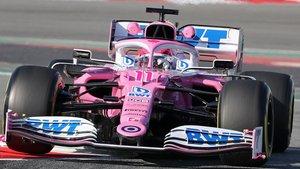 Racing Point, penalizado por la FIA