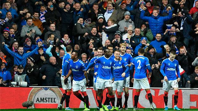 El Rangers deja al Porto último de grupo