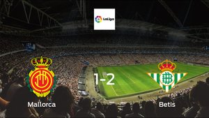 Real Betis earned hard-fought win over Mallorca 1-2 at Estadi de Son Moix