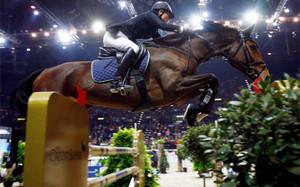 Saltos de equitación en los Juegos Olímpicos