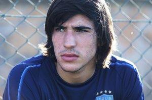 Sandro Tonali ha sido convocado en categorías inferiores por la selección de Italia