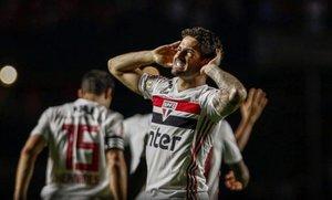 Sao Paulo consiguió su sexta victoria del campeonato