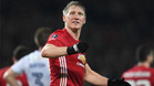 Schweinsteiger vuelve a tener oportunidades como red devil
