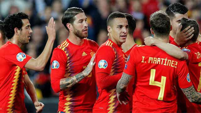 La selección comienza con victoria su camino hacia la Eurocopa 2020