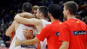 Serbia cayó derrotada ante España en su último partido