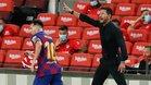 Simeone siempre sufre ante su compatriota Messi