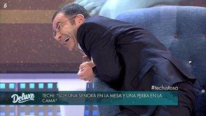 Techi Cabrera desata Sábado Deluxe con sus preferencias en los hombres | QMD