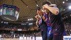 Thomas Heurtel se retira lesionado durante el Barça-Olimpia Milán de la Euroliga 2019/20