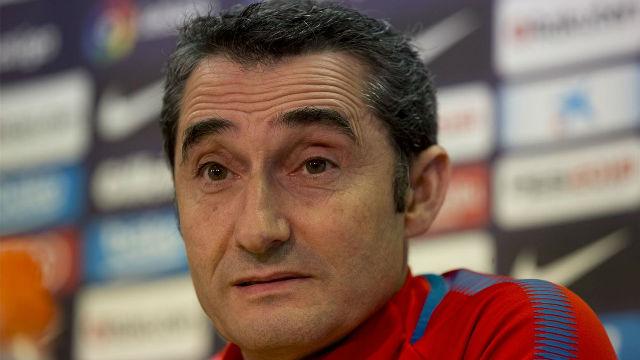 Valverde habló sobre la salida de Gerard Deulofeu