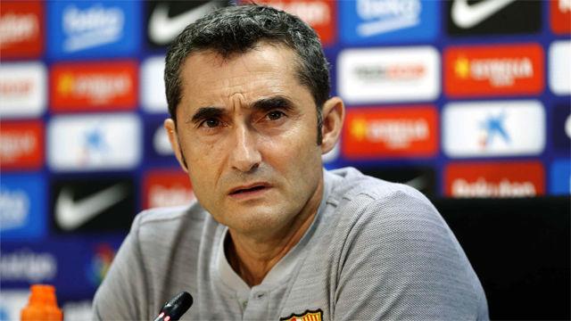 Valverde: Rafinha tiene muchas cosas buenas y nos puede ayudar